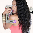 "New Fashion Tight Curl 100% Brazilian Human Hair Lace Front Wig Full Wigs 12""-24"
