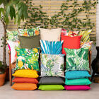 OUTDOOR Garden Cushions Cane Furniture Filled Accessories for Seat Bench Pads