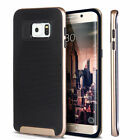New Hybrid Bumper TPU Soft Back Phone Case Cover For Samsung Galaxy S7 / S7 Edge