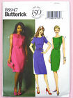 Butterick 5947 Sewing Pattern  Misses' & Miss Petite Dress & Belt - Easy