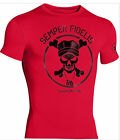 "Under Armour Herren T-shirt""Semper Fidelis-Always Faithful Compression T"",Rot"