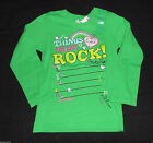 The Children's Place Girls Long Sleeve Shirts Various Patterns Colors Sizes NWT