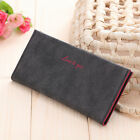 Women Lady Leather Clutch Wallet Long PU Card Holder Purse Handbag Fashion Nice