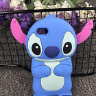 Multiple Lovely 3D Cartoon Soft Silicone Rubber Gel  Case Cover For Apple Phones