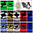 Waterproof Non-Waterproof 5630 SMD 300 LED 5M Strip Light + DC 12V 8A 96W Power