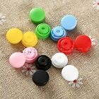 1Bag T5 Resin Snaps Press Buttons Fasteners Popper For Baby Clothes Diaper DIY