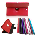 "360° Rotating Leather Case Cover for Samsung Galaxy Tab 3 7"" Inch P3200 P3210"