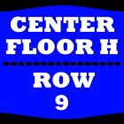 1-4 TIX ZAC BROWN BAND 6/5 FLOOR H ROW 9 THE FORUM INGLEWOOD