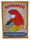 Granivore Mix 250g or 1kg Wombaroo Feed Supplement Wild Cage Seed Bird Powder