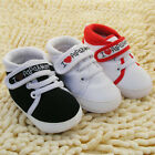 Newborn/Toddler  Boys & Girls Soft Sole Canvas Sneaker Shoes 0-18 M