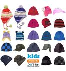 Regatta Dare2b Kids Warm Thermal Ski Winter Beanie Cap Hat Clearance