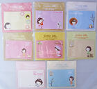 Cooky Shop Cookys Girl Post It / Sticky Notes (Your Choice of Design)~KAWAII!!