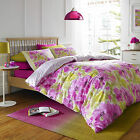 Easy Care HAVANA Pink &  Lime Duvet cover set includes Pillow case(s) Bluepri...