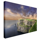 Cliffs of Moher - Ireland Canvas Wall Art prints high quality