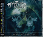 AFTER ZERO / Order for the Heretics CD japan melodic Death Metal 2016 NEW