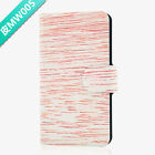 Hot New Wood Pattern PU Leather Flip Case Cover For Sony #05