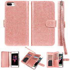 Luxury Leather Flip Credit Card Slot Stand Cover Case Wallet For iPhone 6/78Plus