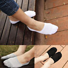 6 Pairs New Men Women Cotton Nonslip Invisible No Show Low Cut Loafer Boat Socks