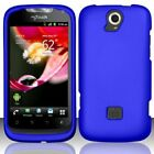 New Rubberized Snap-On Hard Skin Protector Case Cover for Huawei myTouch Q U8730