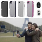 New Luxury Aluminum StikBox Selfie stick Phone Case Cover For iPhone 6 6S Plus