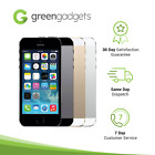 Apple iPhone 5S 4G Smartphone - 16 32 64 GB Unlocked
