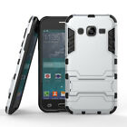 Dual Layer Protection Shockproof Cover w/ Stand for Samsung Galaxy J2 J200