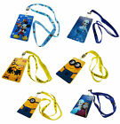Fun Character Lanyard Tag Office Work Staff ID Card Holder Tags Neck Strap Funky