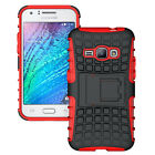 Dual Layer Shockproof Cover Hybrid Rugged Case for Samsung Galaxy J1(2016) J120