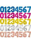 """34"""" GIANT FOIL NUMBER Balloons Birthday Anniversary Corporate Decorations"""