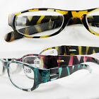 Men Women Reading glasses 1.5 2 2.5 3 light weight tortoise/blue/red retro style