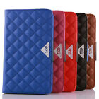 Folio Leather Case Stand Cover for Samsung Galaxy Tab 4 7.0 SM-T230 T231 T235 a