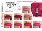 AVON TRUE COLOUR PERFECTLY MATTE LIPSTICK OR SAMPLES~VARIOUS SHADES~SALES