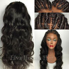 Brazilian Virgin Hair Body Wave Glueless Full Lace Human Hair Wig Lace Front Wig