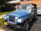 Jeep%3A+Wrangler+YJ+Jeep+Wrangler+YJ+1989+Soft+Top+Low+Mileage+Classic+Restored+Runs+Great