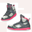 Original  Girls Nike Air Jordan Flight 45 High GS Basketball Trainers 524864029