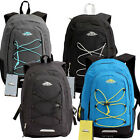 """Trailmaker Equipment Optimum 19"""" Backpack 2-Compartment Bungee Cord NEW"""