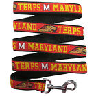 Maryland Terrapins Dog Leash Officially Licensed NCAA Products
