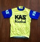 Brand New Team KAS Kaskol  Cycling jersey vitus campagnolo record