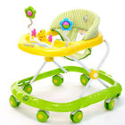 Baby Walker Toddler Play Tray Toy Musical Activity Steps Learning Assistant  LS3