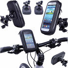 360° Waterproof Bike Mount Holder Case Bicycle Cover for HTC,LG,SONY,NOKIA PHON
