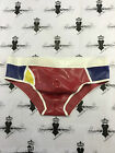 NEW COLLECTION Rubber Latex CLASSIC SPORTS TRUNKS *Shown* Menswear Seconds