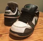 Boy's Nike 6.0 White, Green And Black Shoes - Multi-Color, US Shoe Size Youth 5