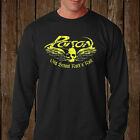 New Poison Old School Rock Band Music Icon Long Sleeve Black T-Shirt Size S-3XL