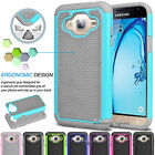 Hybrid Defender Slim Armor Impact Hard Case Cover for Samsung Galaxy J3 (2016)