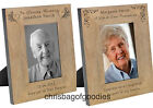 PERSONALISED IN LOVING MEMORY REMEMBRANCE Picture Photo FRAME Gifts Presents