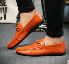 Mens Comfort Korean Leisure Loafers moccasin-gommino Leisure Shoes Pumps 2016