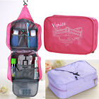 Multifunction Women Hanging Travel Cosmetic Bag Makeup Case Toiletry Organizer