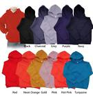 Внешний вид - New Plain Pullover Sweatshirt Boys Girls Children Kids Hoodie All Colors S~2XL