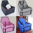 Folding Dog Puppy Cat Pet Supplies Car Seat Carrier Safety Belt Cover Travel Bag