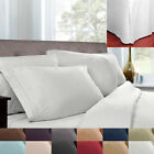 5 Piece Pleated Bed Skirt & Sheet Set 1500 Series Egyptian Comfort image